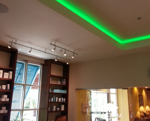 Mandara Spa Led Lighting Rotech Technical Services